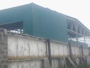 Будівництво арочного ангару Маневичі.